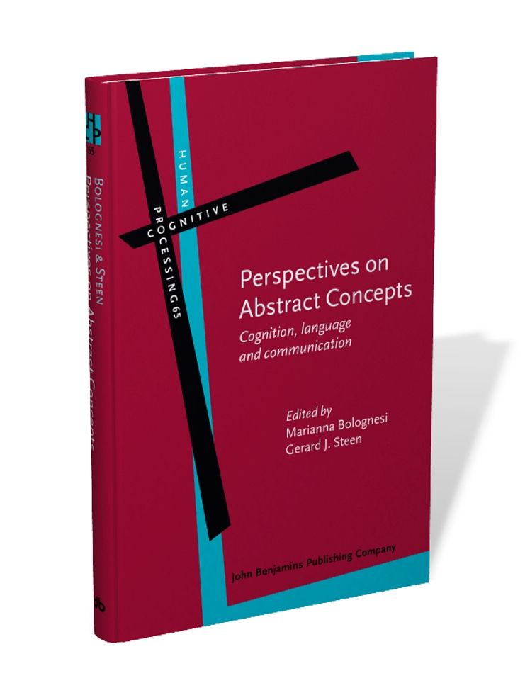 Boekomslag van Perspectives on Abstract Concepts